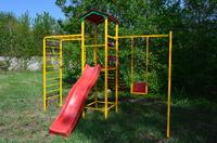"""Детский игровой комплекс """"PlayGround-1"""". Бесплатная доставка"""