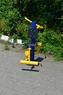 Уличный тренажер Степпер-разгибатель бедра RM-06