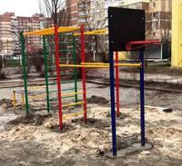 "Гимнастический комплекс ""Плей Граунд-3"""