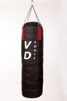 Боксёрская груша. Боксерский мешок, Кирза - 140 см