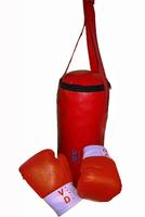 Боксёрский набор для малышей от 2 до 6 лет