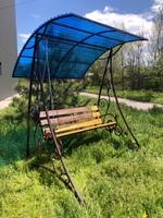 Качеля садовая Фигурная