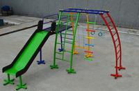 Детский спортивный комплекс Альпинист