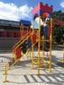 Уличный спортивный комплекс Плей Граунд -6