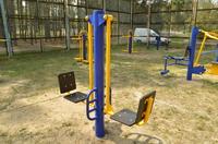 Уличный тренажер Жим ногами горизонтальный RM-15
