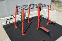 Станция для уличных площадок workout stantsiya  VD-01