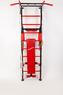 Шведская стенка Вертикаль RED с детским навесным